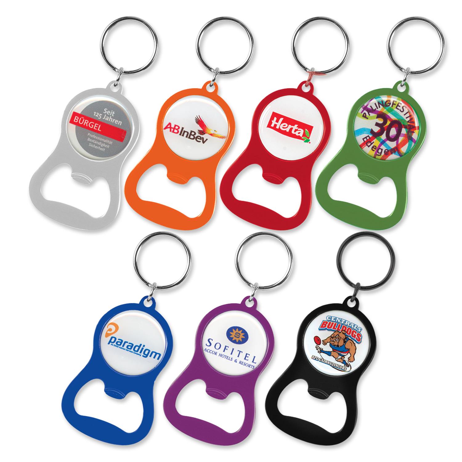 jps marketing new zealand chevron bottle opener key ring. Black Bedroom Furniture Sets. Home Design Ideas