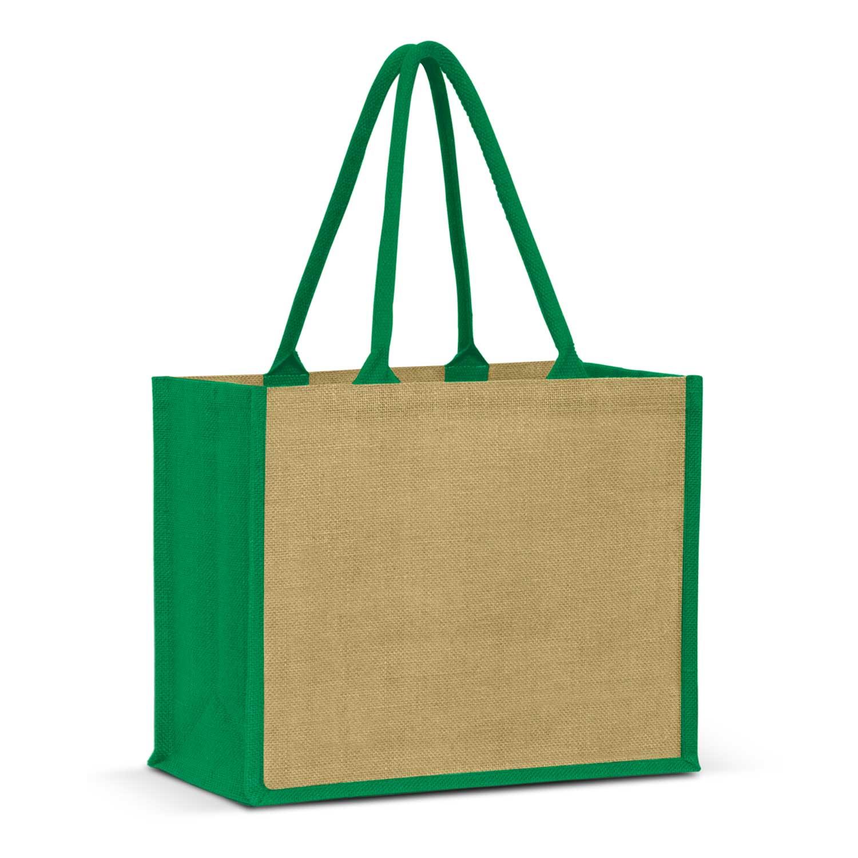 Torino Jute Tote Bag