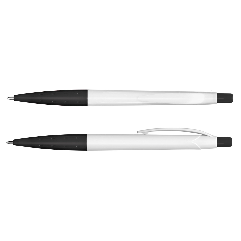 Spark Pen - White Barrel