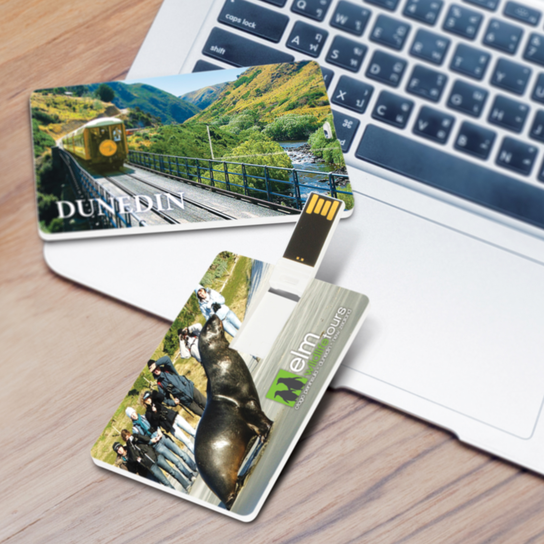 Credit Card Flash Drive 4GB