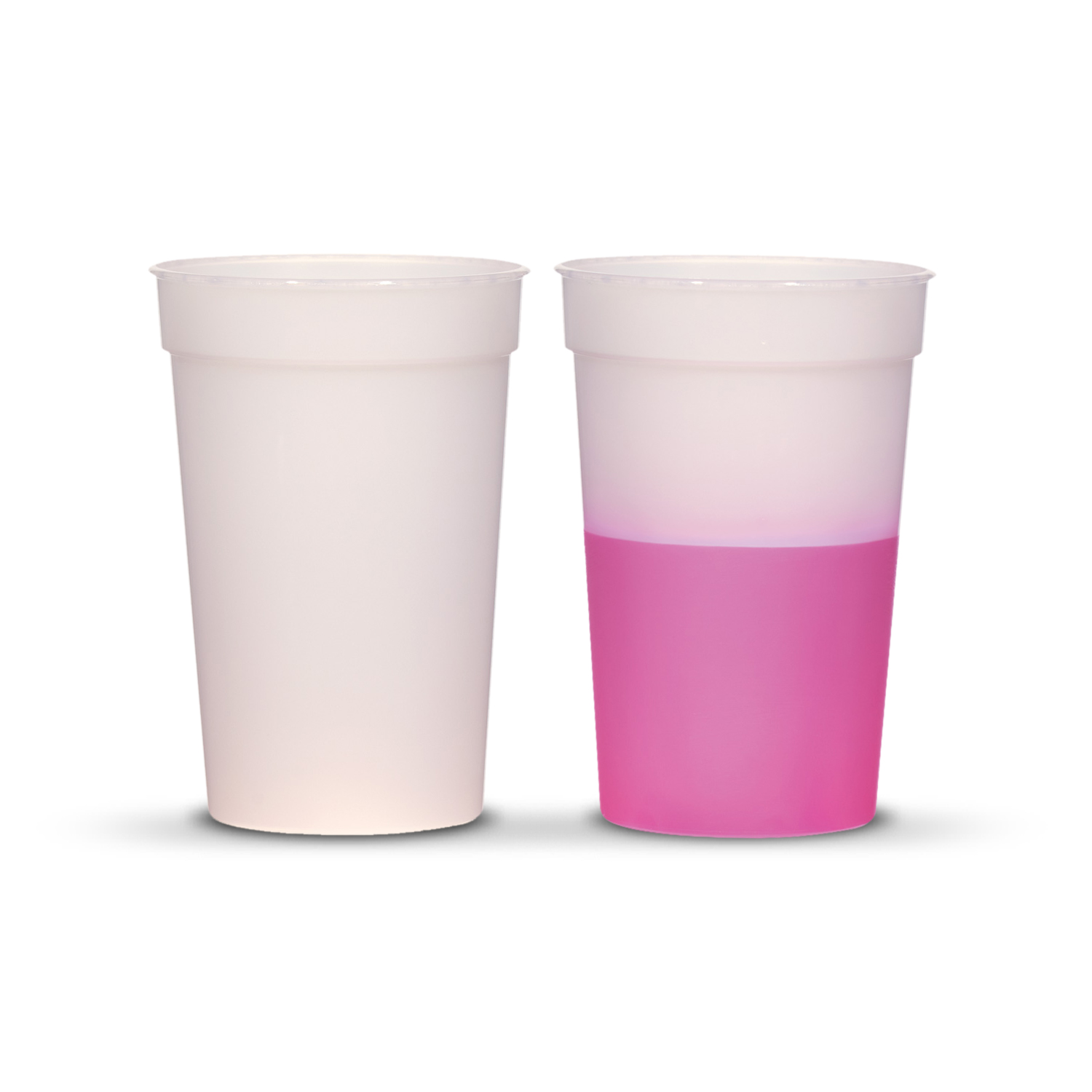 Colour Changing Stadium Cup