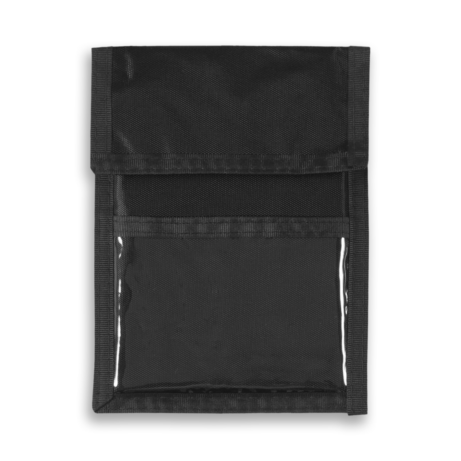 Nylon Wallet Badge and ID Holder