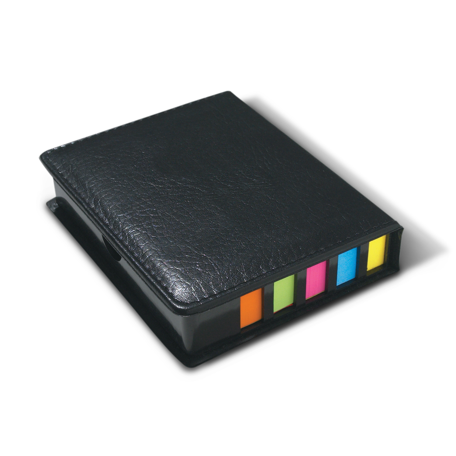 Deluxe Leather-Look Note Case