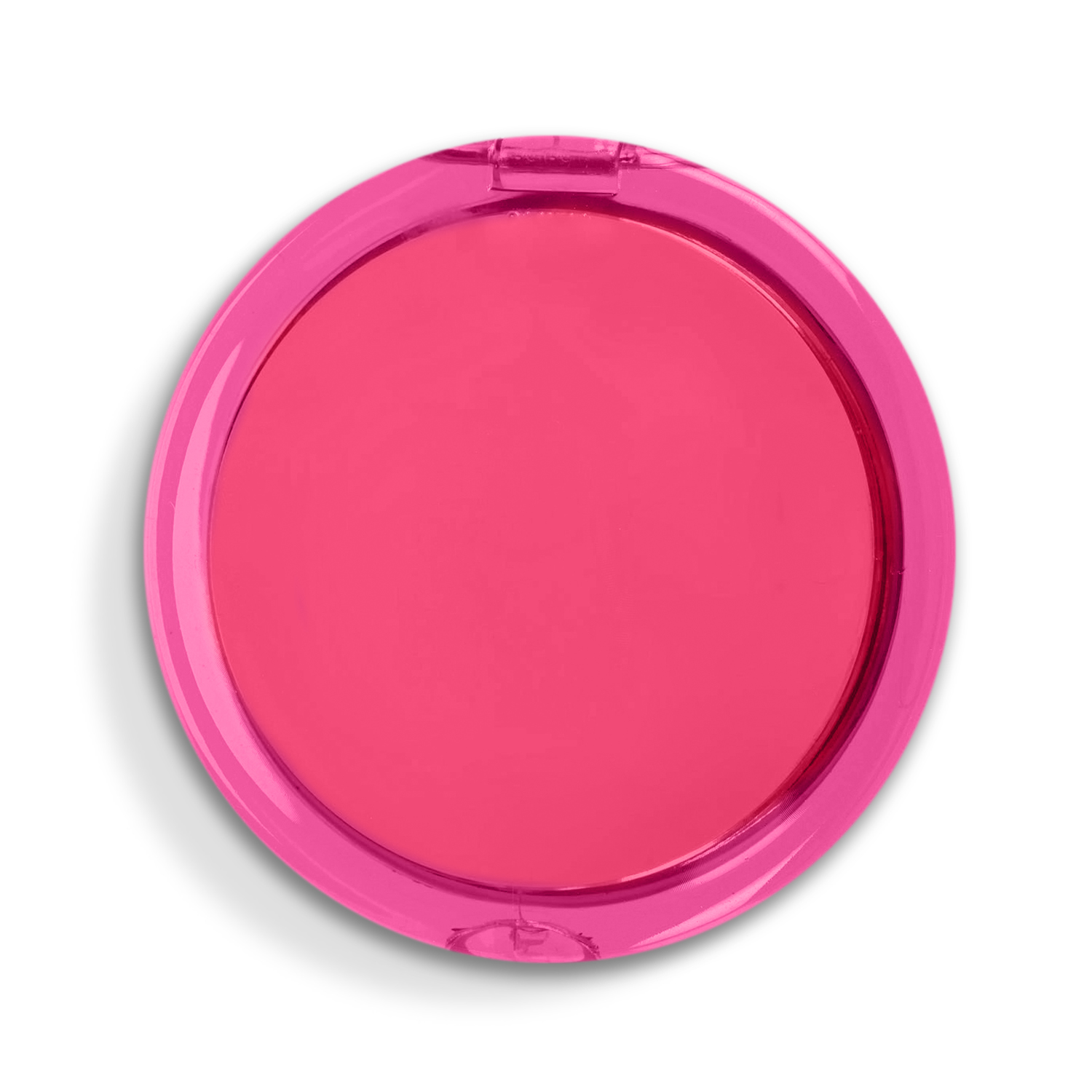 Dual Magnification Folding Mirror-Round