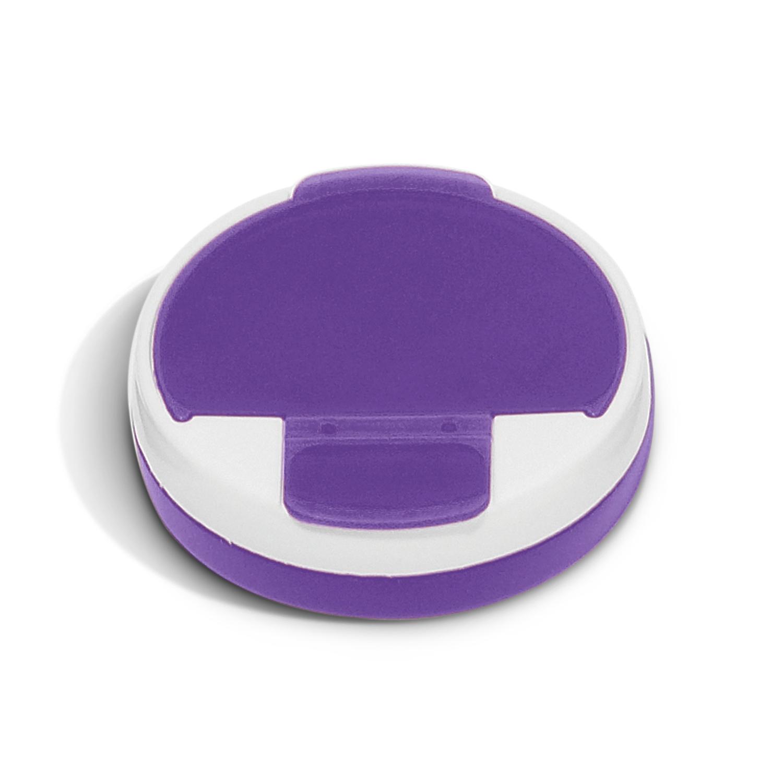 Round Pill Case