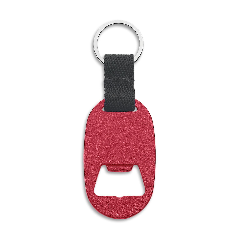 Metal Key Ring - Bottle Opener