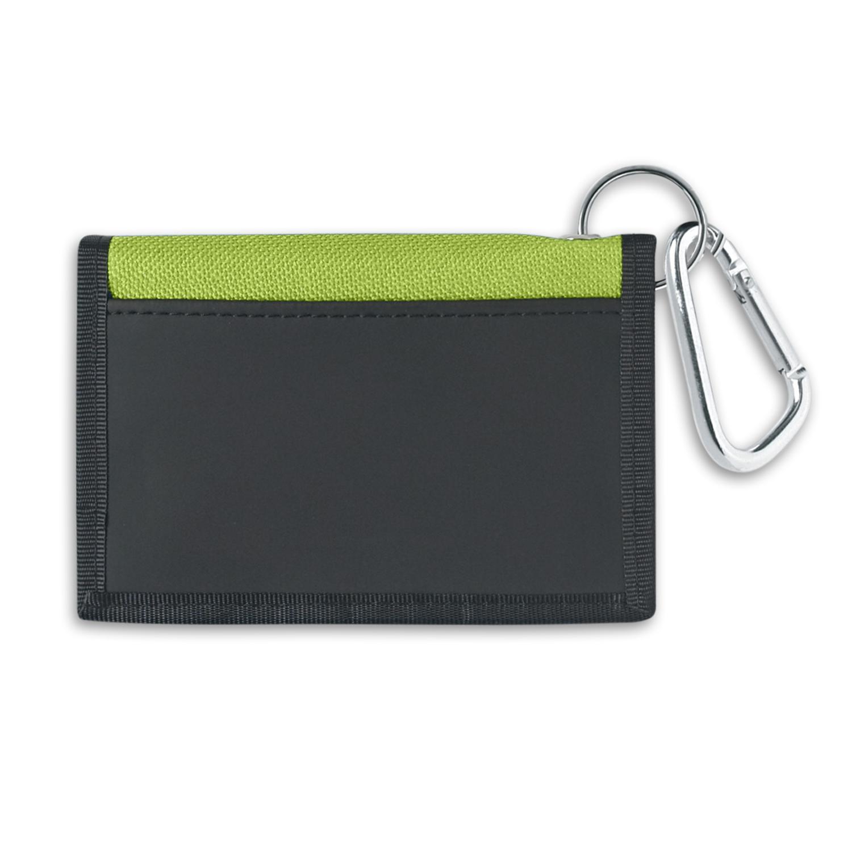 Carabiner Folding Wallet