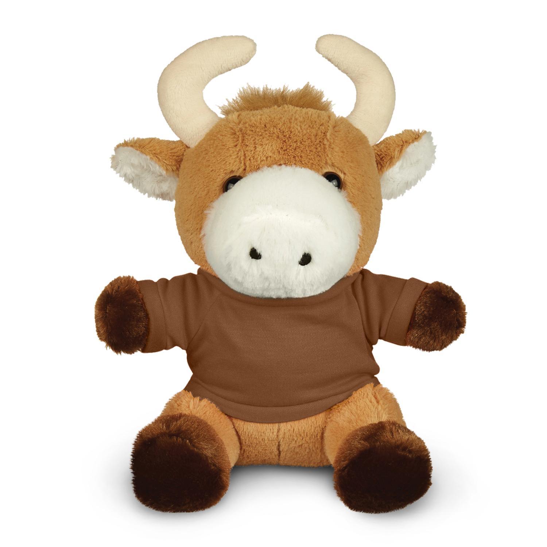 Large Brave Bull