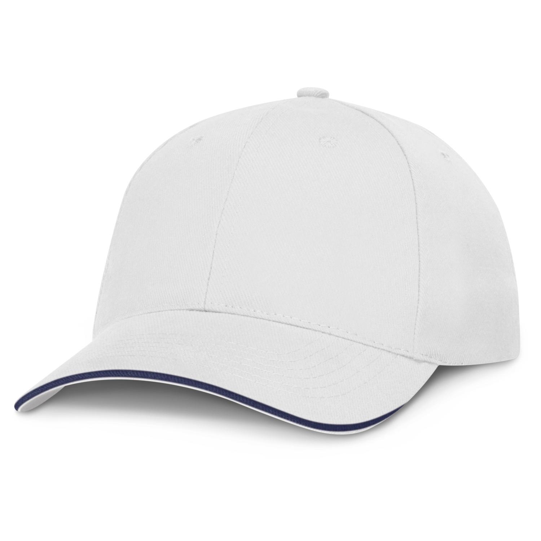 Swift Premium Cap - White