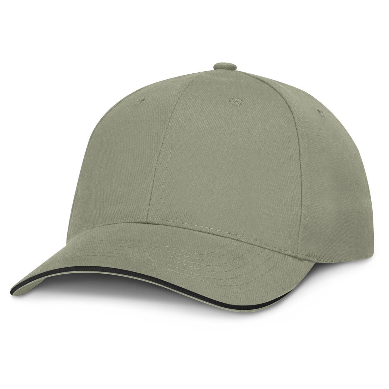 Swift Premium Cap - Black Trim
