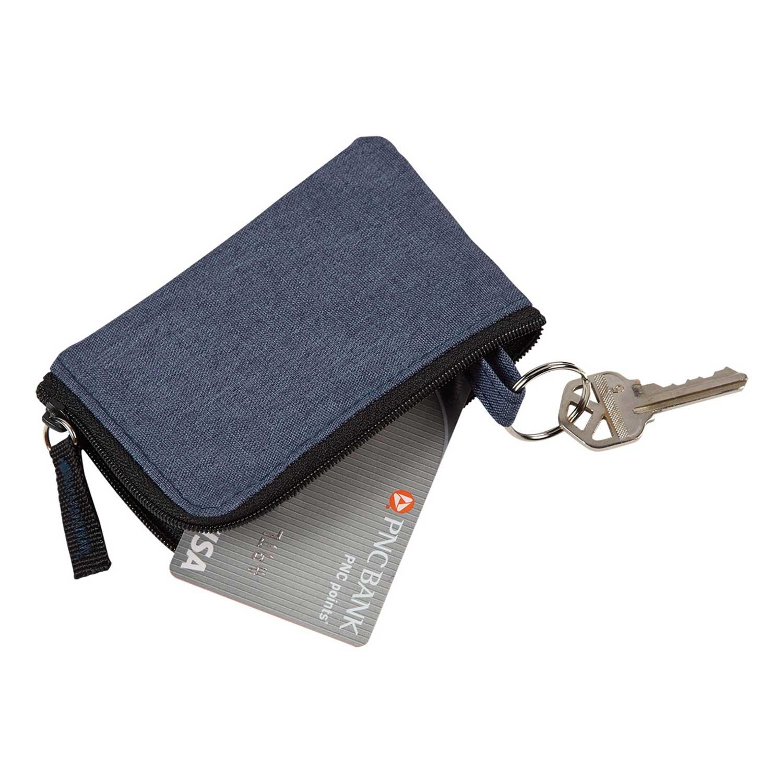 RFID Data Blocking Fabric Card Holder