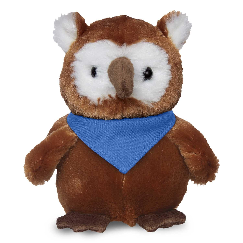 Large Hoot Owl - Bandana