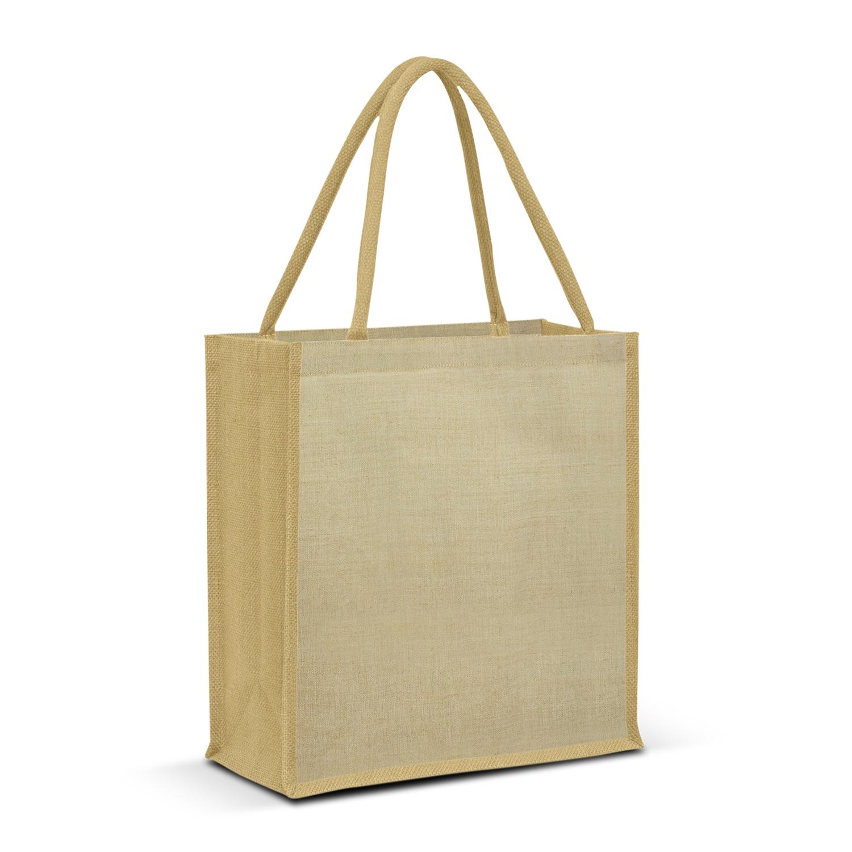 Lanza Juco Tote Bag