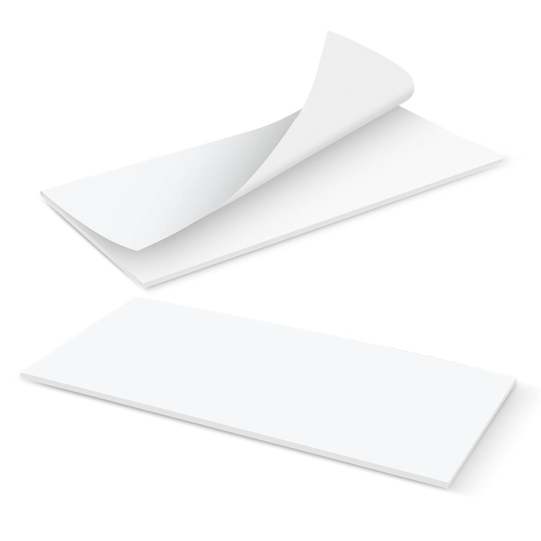DLE Horizontal Note Pad - 25 Leaves