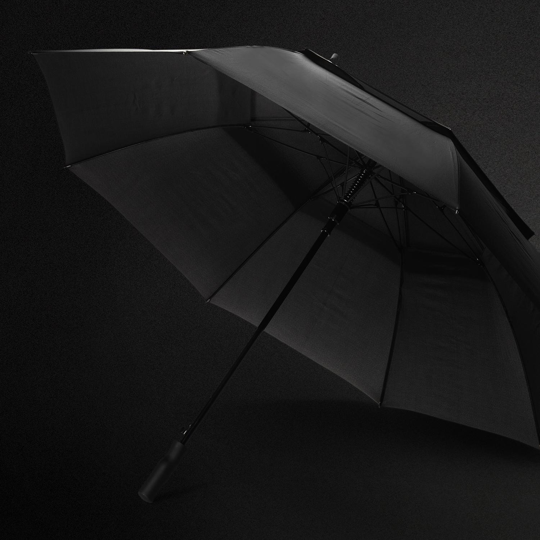 Swiss Peak Tornado 76cm Storm Umbrella