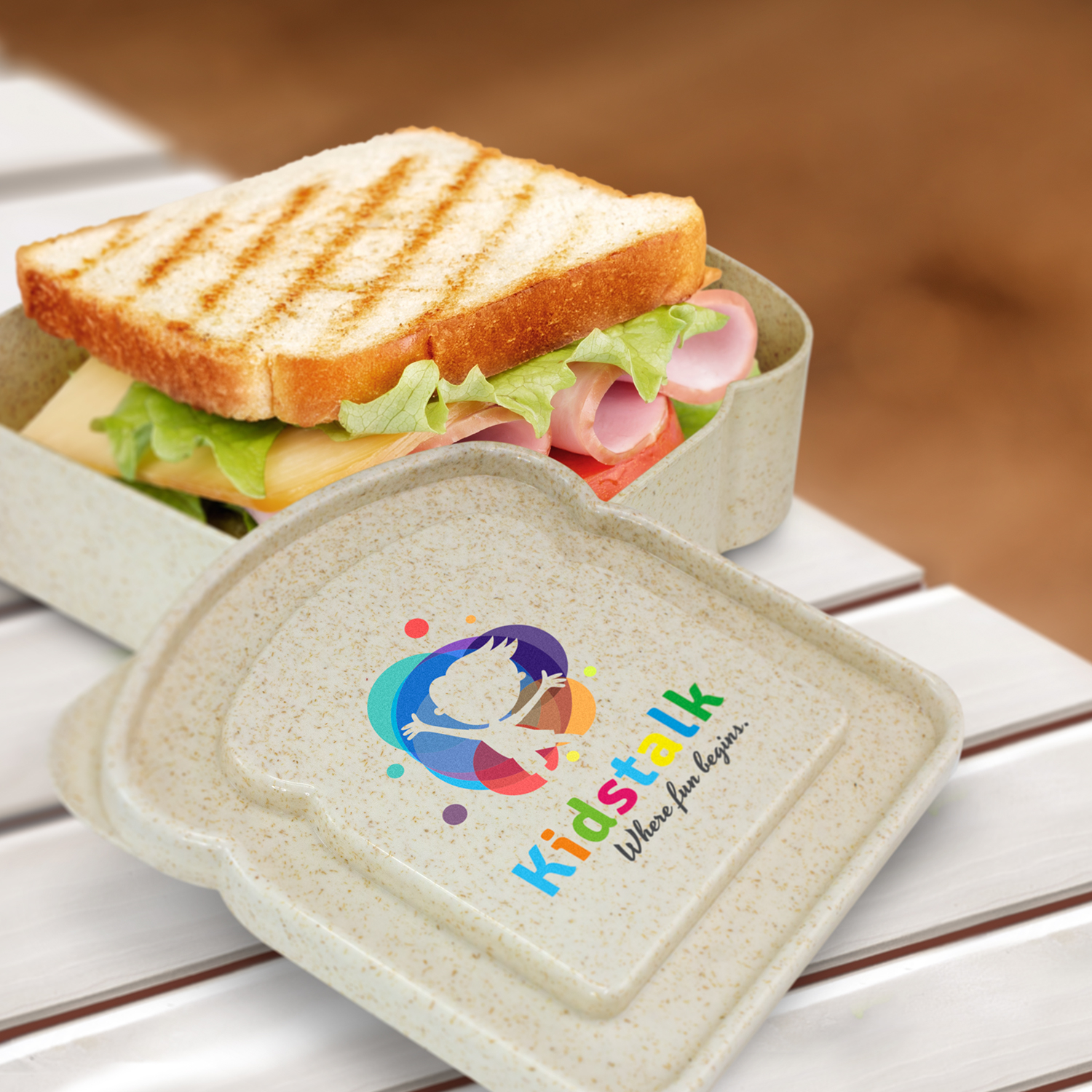 Choice Sandwich Box