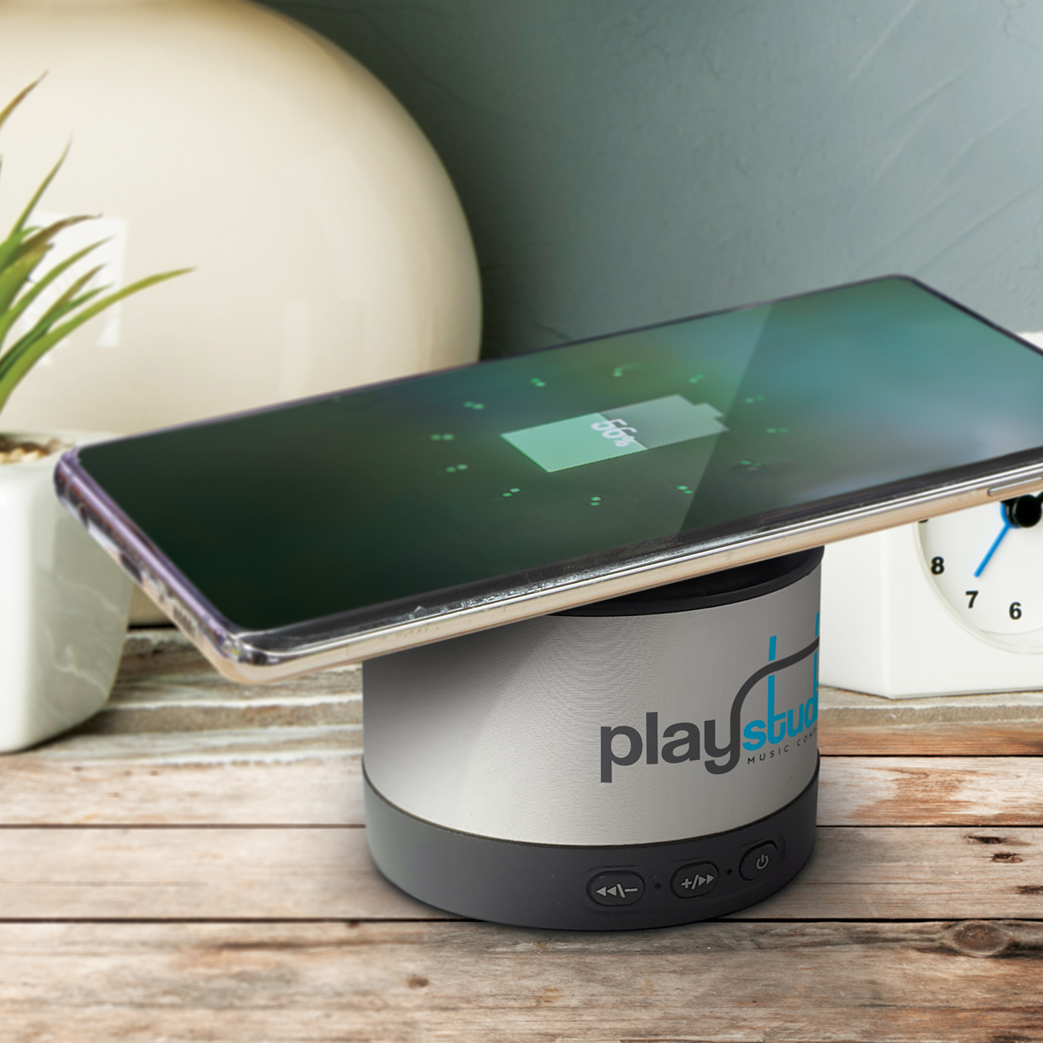 Alcan Speaker Wireless Charger