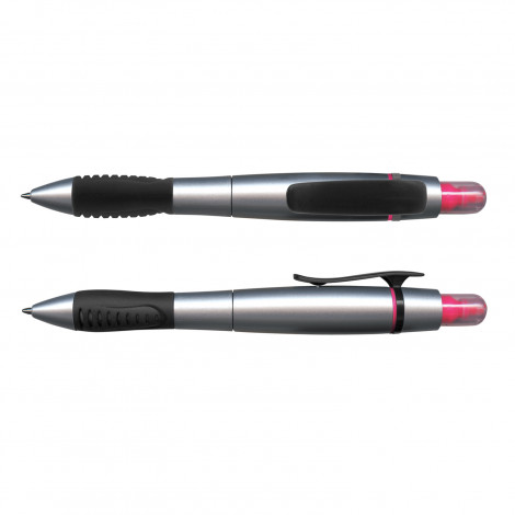 Duo Pen with Highlighter