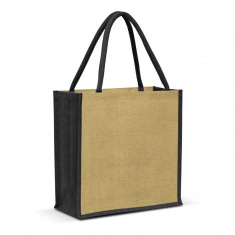 Monza Jute Tote Bag