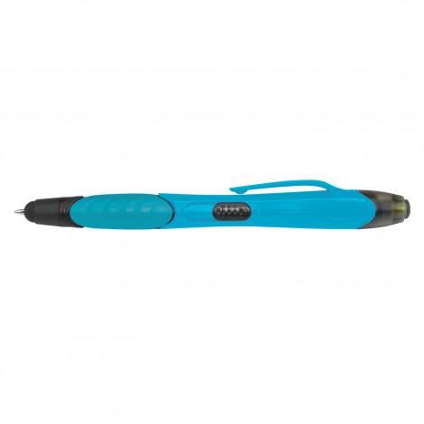 Nexus Multi-Function Pen - Coloured Barrel
