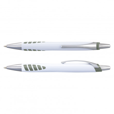 Proton Pen - White Barrel