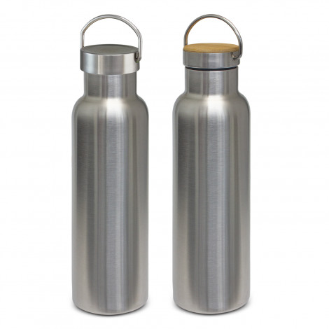 Nomad Deco Vacuum Bottle - Stainless