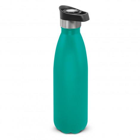 Mirage Powder Coated Vacuum Bottle - Push Button Lid