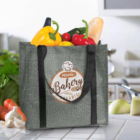 Super Shopper Heather Tote Bag