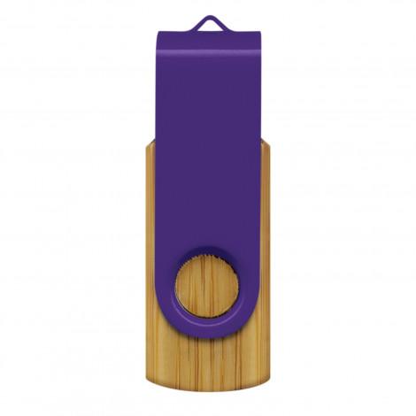 Helix 4GB Bamboo Flash Drive