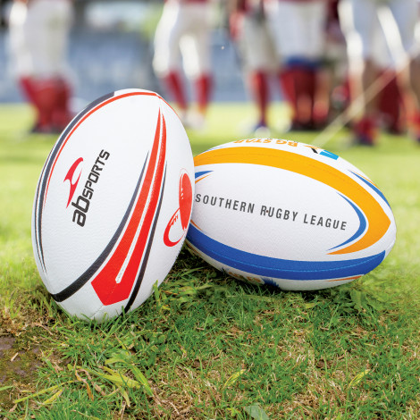 Rugby League Ball Promo - 117246 Image